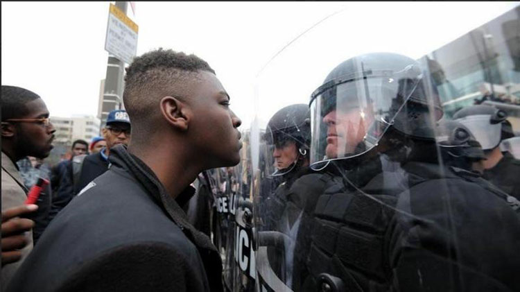 Baltimore Riots Freddie Gray