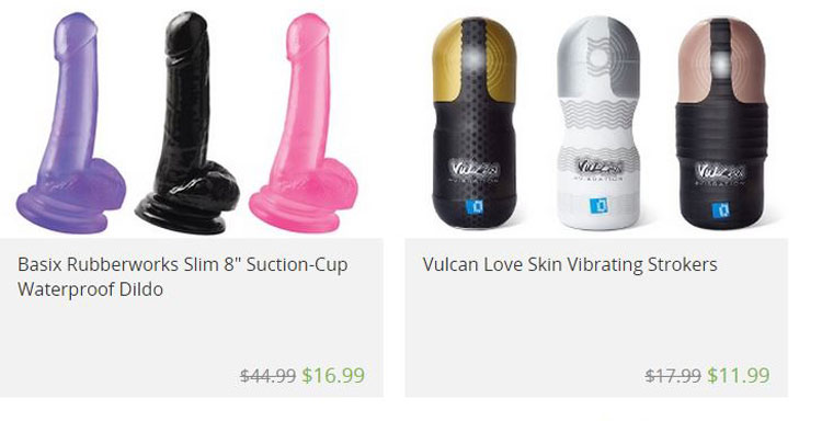 But Why Does GroupOn Have So Many Vibrators?