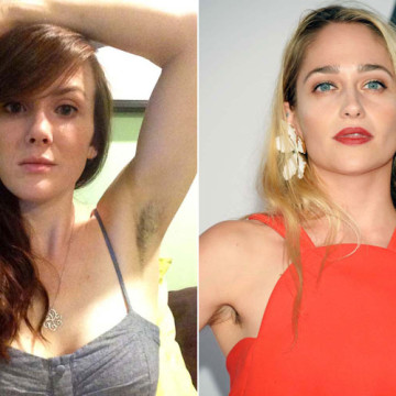 Armpit Hair Is Now A Movement For Women? No, Thanks