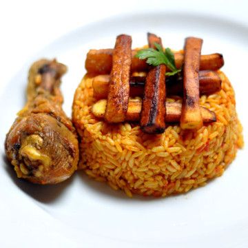 Dear Nigerians, What Is It With You And Party Food?