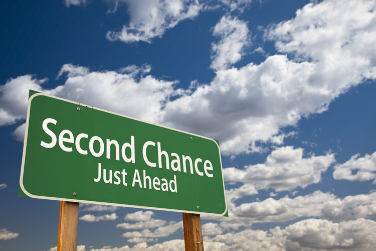 Have You Ever Had A Second Chance?