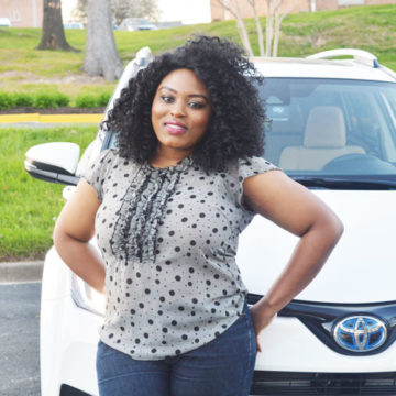 Recap: Toyota Gave Me A Rav-4 And I Spoke At The Morgan State University BrandU Event