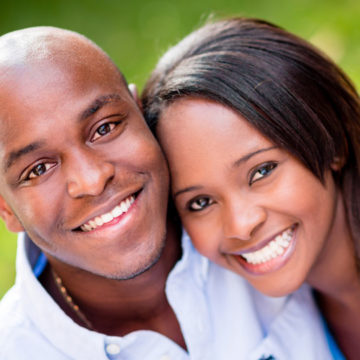 Happy African Couple - Verastic