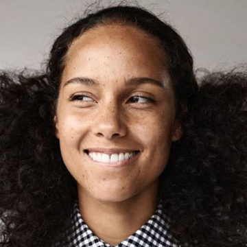 Are You Inspired By Alicia Keys' No Makeup Movement?