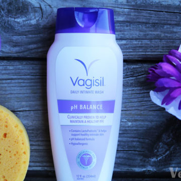 How The Vagisil pH Balance Wash Is Making Me Blush