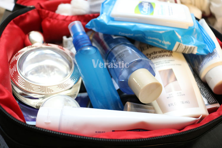 """Beauty Bag"" For BlogHer Conference"