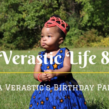 Verastic Life 8: Ada Verastic's Birthday Party
