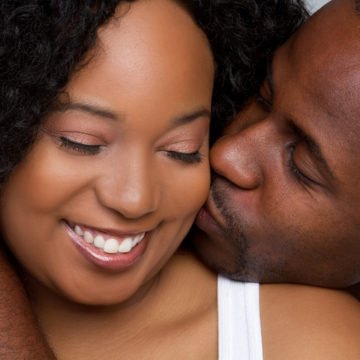 Black Couple in love - Verastic