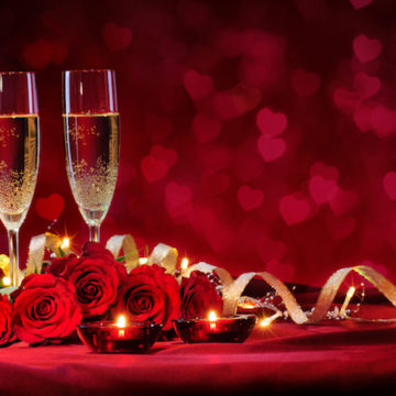 St. Valentine's Day: A Scenario for Singles