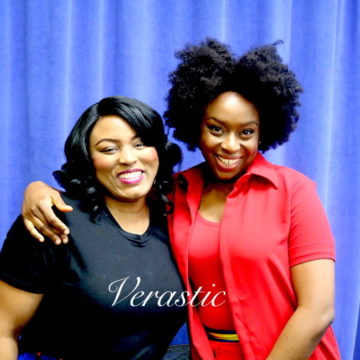 I Finally Met My BFF, Chimamanda, And You Won't Believe What I Did!!!