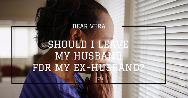 Dear Vera - Should I Leave My Husband - Verastoc