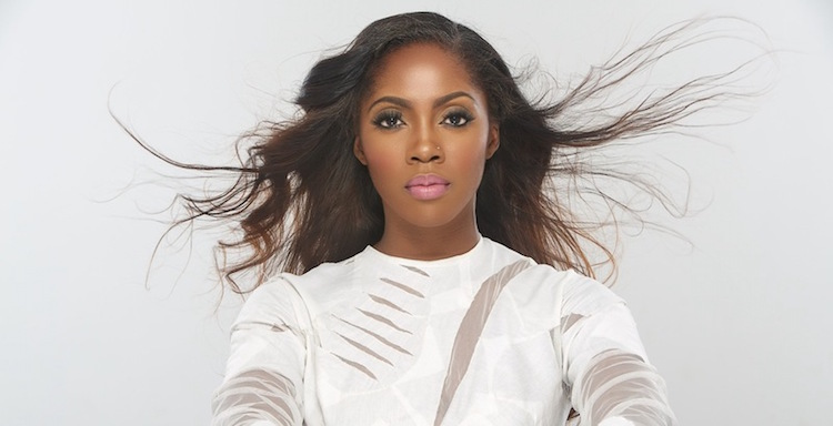 Tiwa Savage on gender equality