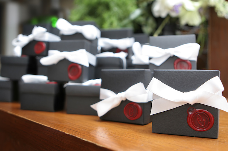 wedding favors - verastic