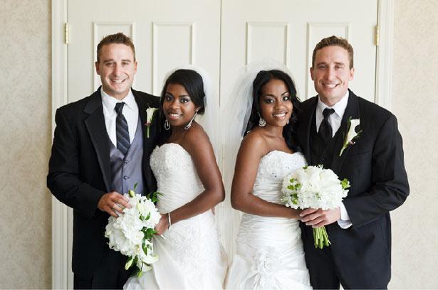 Женитьба двух братьев в один год